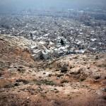 Mt Qasioun in Damascus, Syria. Photo by Reuben Brand