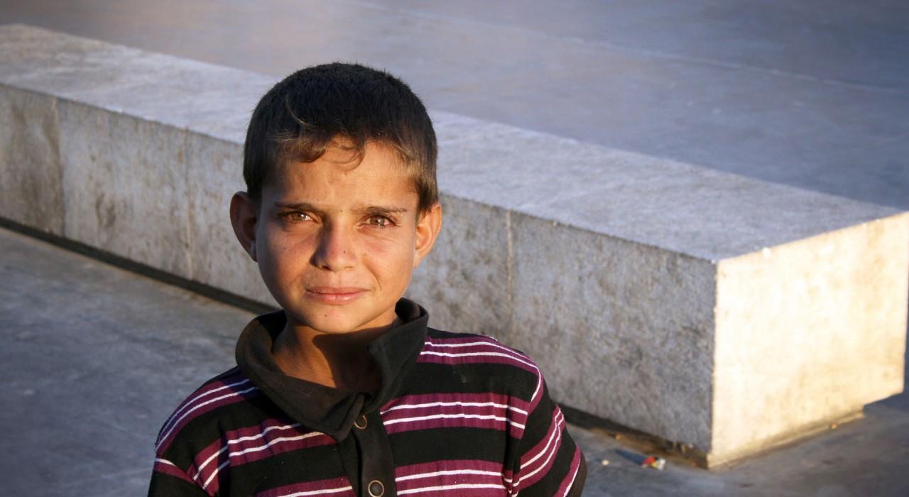 Hussein. Photo by Reuben Brand