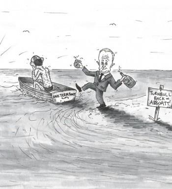 Tony Abbott, Malcolm Turnbull, Auspol, Politics, Australia