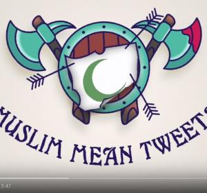 Muslim Mean Tweets