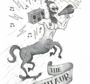 The Centaur Of Attention