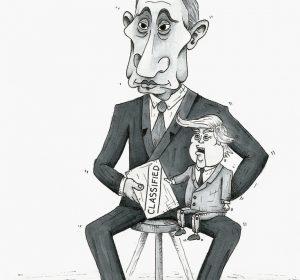 Putin Your Hand In Trump